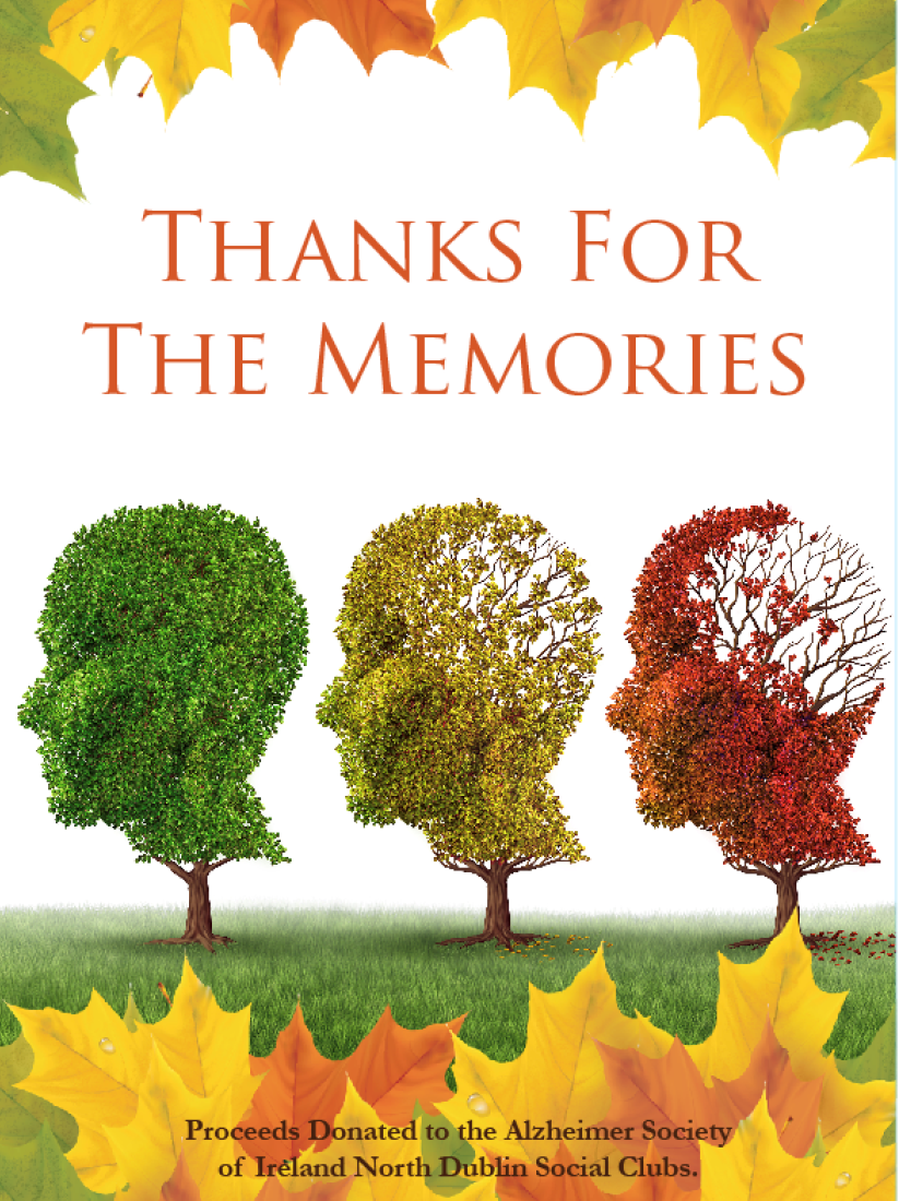 Thanks for the Memories - Susan McGovern